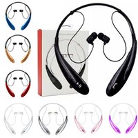 Wholesale hbs bluetooth stereo headset wireless resale online - HBS800 Bluetooth Headphone Earphone For HBS800 Sports Stereo Bluetooth Wireless HBS Headset For Iphone x samsung android phone
