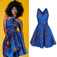 878f6a3e7e Robe Africaine African Dresses 2018 Bazin Riche For Women Special Offer  Polyester Africa Dashiki dress summer dresses