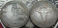 Wholesale Spanish Arts - USA 1935 CIR and UNC Old Spanish Trail COMMEMORATIVE HALF DOLLAR COPY COIN FREE SHIPPING