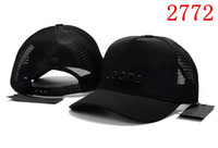 Wholesale popping snapback - new rare the pop Jeans Snapback Brand Hundreds Rose Strap Back Caps men women Adjustable 6 panel golf polos snapback baseball hats