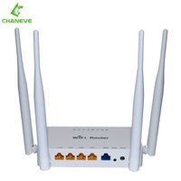 ingilizce firmware toptan satış-300 Mbps 802.11b / g / n MT7620N Yonga Seti Kablosuz WiFi Router desteği USB 3G modem, OpenWrt firmware ile İngilizce firmware sağlar