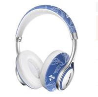 fones de ouvido sem fio de moda venda por atacado-Auscultadores originais novos de Bluedio A2 Bluetooth / auriculares sem fio elegantes dos auriculares para telefones e auriculares dos esportes da música