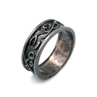 Wholesale Vintage Tin Cans - whole sale2017 Vintage Ring Dark Souls 3 Metal Rings Darkmoon Skull Ring Cosplay Jewelry Accessories for Women Mens Rings can Dropshipping
