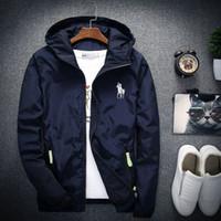 männer langer deckmantel groihandel-großhandel männlich weiblich hoodies jacke mantel für männer tops oberbekleidung north shark krokodil gesicht herrenbekleidung marke langarm jacken