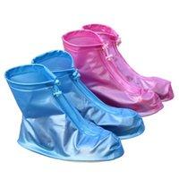 chaussures de pluie couvrent en gros achat en gros de-vente en gros imperméable pluie chaussures réutilisables couvre toutes les saisons bottes de pluie antidérapantes couvre-chaussures hommes femmes chaussures accessoires