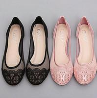 ingrosso scarpe da ballo nero in raso-Ballerine piatte in raso di seta nera avorio. Scarpe da balletto da sposa taglia 5-9.5