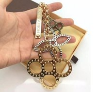 Wholesale dust charms - Charm Key Holder flowers Key Holder TAPAGE BAG CHARM M65090 Bag comes with Box dust bag