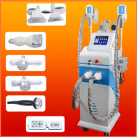 Wholesale cavitation lipolaser - Best skin cooling machines Freeze Slimming Machine for body shaping and fat lipolaser cavitation machine portable rf for body slimming