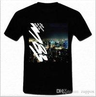 moda do amanhecer venda por atacado-Nova Moda Estilo Design T ShirtM83 Antes do Amanhecer Nos Cura Shoegazing Banda HAIM T-shirt Tee S M L XL 2XL