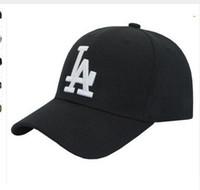 ny hysteresen großhandel-Nagelneue 6 Platte Hysteresenkappen Qualitätsla-Hysteresenhüte Frauen-Mann-Hip-Hop-ny Baseballmütze-Freizeitballkappen Dropshipping