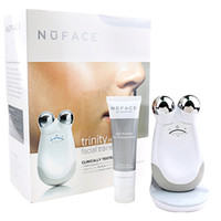 Wholesale Pro Skin Care - Nuface Trinity Pro Facial Trainer Kit Cleansing Skin Care Tools Face Cleaning Device for Women Cleansing device DHL Free