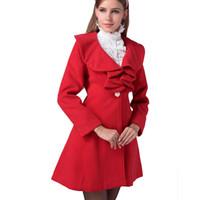 Großhandel Mäntel Lange Kaufen Sie Im Wolle Frauen Kleid kXTZuOPi