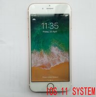 "Wholesale iphone apple china - IOS11 Original Refurbished Apple iPhone 6 Cell Phones 16G IOS Rose Gold 4.7"" i6 Smartphone US version Wholesale China DHL free"
