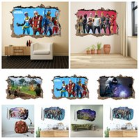 Wholesale Wholesale Gifts Home Decor Online   Fortnite Wall Poster Painting  Posters Print PVC Art Paper