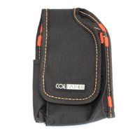 Wholesale tool pocket bag - 20pcs Coil Father Vape Pocket - Waist Carrying Bag for Electronic Cigarette Tank Accessories Users RDTA RDA Atomizer & Vape Tool Vapor Bag