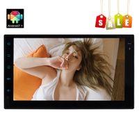 italian dvd Canada - Octa-core 2GB RAM Android 7.1 Nougat System Car Stereo Eincar 7'' In Dash Car no DVD Player Autoradio GPS Navigation System Bluetooth