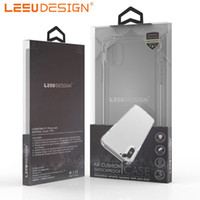 Wholesale air sound - LEEU DESIGN air cushion shockproof tpu sound switching anti shock transparent mobile phone case for iphone x 6 7 8 plus s8 S9 P20 LITE PRO