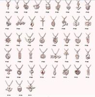 misturado pérola gem venda por atacado-2018 Popular Gem Beads Gaiola de Pérolas Pingentes Mix 190 Estilos e Doze Constelações Encantos Medalhão Enjaulado Pingentes Em Massa 100 pcs CP003