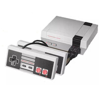 tamaños de luz fluorescente al por mayor-La nueva llegada mini TV puede almacenar 620 500 consola de juegos de vídeo portátil para NES con los rectángulos de venta al por menor