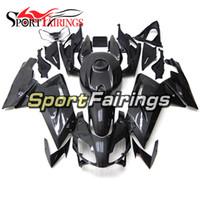 aprilia rs125 кузов оптовых-Набор Зализа мотоцикла влияния RS125 волокна углерода Полный для Aprilia RS125 2006 - 2011 07 08 09 10 11 обвес ABS Bodywork пластичный набор тела Sportbike