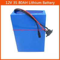 Wholesale 12v 5a battery for sale - Group buy High quality W V AH battery Volt Lithium ion battery for V S Li ion Battery with A BMS V A charger EU US no tax