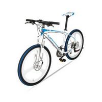 cuadros de bicicleta de aleación de aluminio al por mayor-L260115 / 26 pulgadas / bicicleta de montaña / cuadro de aleación de aluminio / 27 velocidades / una bicicleta redonda / hombres y mujeres bicicleta de montaña / pintura electrostática