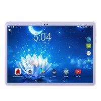polegadas tablet desbloquear venda por atacado-Desbloquear 4G FDD LTE Tablet PC 10 polegada Octa Core Android 7.0 Câmera Dupla SIM FM GPS Bluetooth Phablet 4 GB 32 GB telefone tablet 10.1