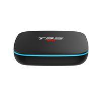 ingrosso lettore multimediale di rete android-T95 R1 2GB / 16GB Android 7.1 TV Box Amlogic S905W Quad core WIFI Media Player HD 2.4G Network Streaming TV Box