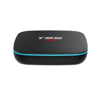 Wholesale network tv box - T95 R1 Android 7.1 TV Box Amlogic S905W Quad core 1GB 8GB WIFI Media Player HD 2.4G Network Streaming TV Boxes