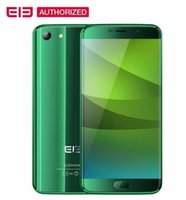 Wholesale elephone phone - Original Elephone S7 G Lte Android6 inch P FHD Helio X20 Deca Core GB GB MP mAh Fingerprint Elephone Phone