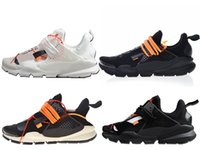 Wholesale led running shoes - TOP La Sock Dart Shoes 2018 Fashion Designer Leading Streets Casual Shoes AAA+ Quality Original Box Outdoor Running Shoes