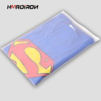 Wholesale Printed Plastic Shopping Bags - 27*45cm 100pcs T-Shirts Plastic Shopping Bags  Supermarket Vest Promotion Bag  Colorful Smiling Bear Printing plastic bags