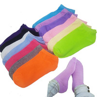 Wholesale boys bamboo socks for sale – custom Warm comfortable cotton bamboo fiber girl women s socks ankle low female invisible color girl boy hosiery5pair WS03