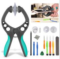 handy-reparatur-tools großhandel-Mobile Handy-Bildschirmöffnung Reparatur-Tools Kit Schraubendreher-Set für iPhone 8 7 MOQ: 1St