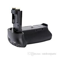 ingrosso confezione verticale-Mamen KM-5D3 Batteria verticale con manico per Canon EOS 5D Mark III 5DIII