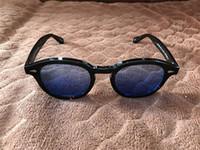 johnny óculos de sol venda por atacado-2019 Óculos de Sol Johnny Depp Óculos De Sol Lemtosh Óculos De Sol Da Qualidade Superior UV400 Polarizada Com Caso Original Degli Occhiali Oculus