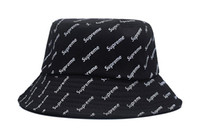 Wholesale brim hats for sale for sale - Group buy 2018 Fashion bucket cap Foldable Fishing Caps GOLF Bucket cap New Beach Sun Visor Sale Folding Man Bowler Cap For Mens Womens good quality