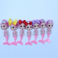 Wholesale cat doll diy for sale - Barbie Doll Toy Adjustable Cake Baking Mold Decoration cm Ddung Dolls Gift Home Ornament Hot Sale fh WW