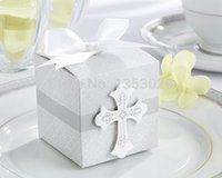 Wholesale Wholesale Sugar Free Candy - Wholesale- Free Shipping 30 sets party Decorations Wedding Favor Boxes Gift Box Baby Shower Sugar Candy Box