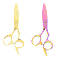 Meisha 6.0 Inch Salon Hair Cutting Scissors JP440C Willow Leaf Shape Haircut Shears Hairdressing Tesoura High Quality Barber Clippers HA0420