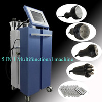 Wholesale multifunction cavitation machine for sale - Group buy ultrasonic fat reduction lipo slim cavitation machine lipolaser rf radio frequency multifunction vacuun slimming machine