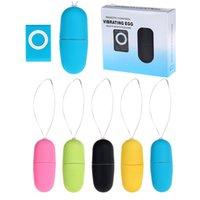 Wholesale remote control mode for sale - MP3 Remote Wireless Vibrating Vibrator Modes Remote Control Bullet Vibrator Sex Vibrator Adult Sex Toys