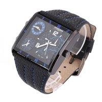 часы наручные оптовых-модный бренд большой циферблат кварцевые мужские часы спорт двойное движение наручные часы relojes hombre relogio masculino