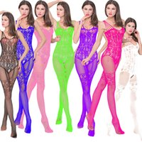 Wholesale color underwear sex for sale - Group buy Sexy Lingerie Women Erotic Lingerie Sex Products Sexy Costumes Color Underwear Slips Fishnet Intimates Dress Sleepwear
