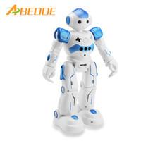 roboterprogramm großhandel-ABEDOE JJR / C JJRC R2 CADY Intelligente Programmierung Gestensteuerung Roboter RC Spielzeug Geschenk für Kinder Kinder Unterhaltung Musik Spielzeug