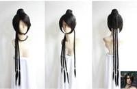окончательные фантазии косплей парики оптовых-LYCS дешевые продажа танцы cosplaysFinal фантазии Лулу косплей парик анимация Cos парик волос