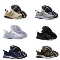 Wholesale fabric braid - Presto braided face series Mens Basketball Shoes Sneakers Running Shoes For Women Sports Shoe Walking designer shoes