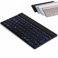 ingrosso razer mouse senza fili-Universal Multi Systems Supportato Mini Bluetooth 3.0 tastiera per telefoni cellulari C084 400mAh batteria 4 colori