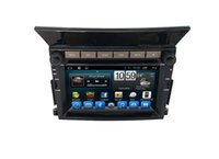 androide auto dvd honda großhandel-2 Din Android 8.1 Stereo Multimedia Für Honda Pilot 2009 2010 2011 2012 2013 AUTO DVD-Player mit SWC ISP-Touchscreen