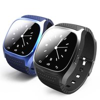 Wholesale Remote Home Alarm - M26 smartwatch Wirelss Bluetooth Smart Watch Phone Bracelet Camera Remote Control Anti-lost alarm Barometer V8 A1 U8 watch for IOS Android